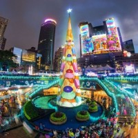 Dazzling light displays to engulf New Taipei as Christmasland opens Nov. 16
