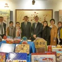 中美洲訪團參觀義美工廠 促雙邊產銷合作、專業交流