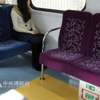 Taiwan trains will have to provide seats for pregnant women and for families with children