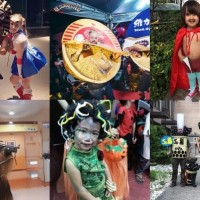 Vote on winner of Taiwan News Halloween Photo of the Day Contest