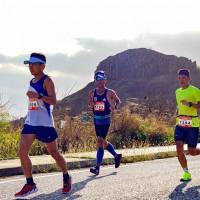 菊島跨海馬拉松賽 2280位選手邊跑邊享受在地美食