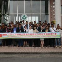 台印尼合辦農業綜合示範區 30官員農民來台參訓