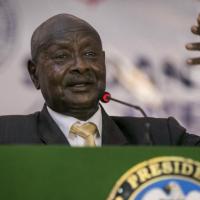 烏干達總統:是男人就別進廚房!