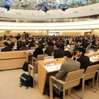 China under fire in UN periodic human rights review today