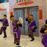 Taiwan presents small village culture at London World Travel Market