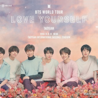 Korean boyband BTS kicks off Asia tour next week, comes to Taiwan in December