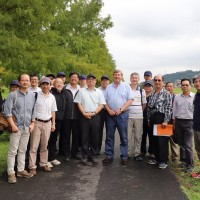 Taiwan's Water Resources Agency hosts international experts to improve waterway management
