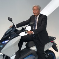 Taiwan's SYM to use CPC Corp.'s e-scooter charge system