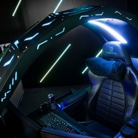 A gamers' dream come true- 'cockpit' gaming chair by Taiwan's Acer now on sale