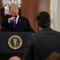 CNN控告川普 違反媒體言論自由