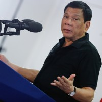 Philippine President Duterte: free trip to Hong Kong for drug lord killers