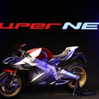 Taiwan's Kymco debuts electric superbike at Milan Motor Show