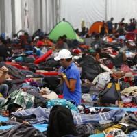 宏都拉斯政府在美墨邊境設移動領事館 協助移民集團入美