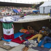 入境美國難關重重 NGO:九成中美移民集團民衆會留在墨西哥