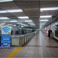 Passengers frightened as Taipei Zhongxiao Xinsheng MRT station fills with smoke