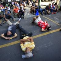 薩爾瓦多總統:我們無法停止移民北上 也對暴力犯罪束手無策