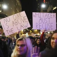 川普逼司法部長請辭 全美民衆暴怒上街抗議