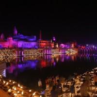 炮竹一聲慶排燈節 印度新德里空汙霾害雪上加霜