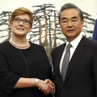 Australian Foreign Minister expresses grave concern over Xinjiang detention camps