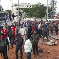 索馬利亞飯店遭恐攻 22人死亡