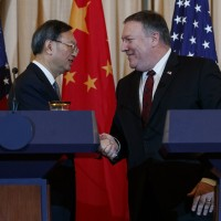 U.S. calls on China to restore stable relations with Taiwan