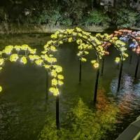 花博豐原葫藘墩園區  裝置藝術成打卡新亮點