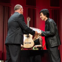 Taiwanese guitarist wins international competition in Poland