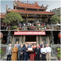 Taipei's Longshan and Baoan temples officially named national monuments