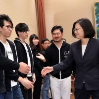 President Tsai promises more resources to nurture cyber security experts in Taiwan
