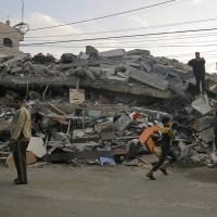 埃及和聯合國介入調解 以巴終於同意停火