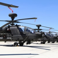 Taiwan defense minister defends cost of Apache maintenance