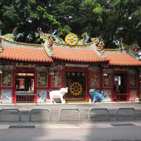 BBC Travel Show visits historic Taiwanese city of Tainan