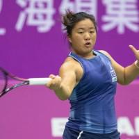 Taiwan's Liang advances at WTA 125K series OCE Taipei Open