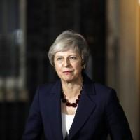 英國脫歐草案通過内閣會議