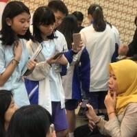 學子與印尼移工對談 在地人與異鄉人的文化激蕩