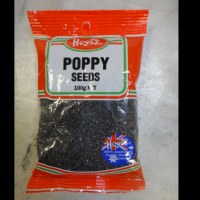 Poppy seeds (Photo/Taipei Customs)