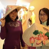 越南人為何戴綠帽? 十三行博物館特展看見越南豐富文化內涵