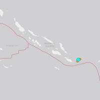 【緊急即時快報】索羅門群島發生芮氏規模6.2地震