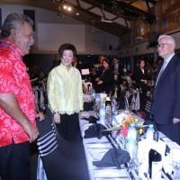 台灣在巴紐舉行雙部長晚宴 太平洋4友邦領袖力挺