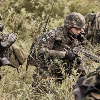 南韓前線士兵在廁所内中槍死亡