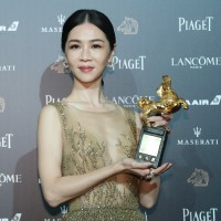 GOLDEN HORSE: Hsieh Ying-xuan keeps Best Leading Actress award in Taiwan
