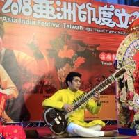亞洲印度文化節開幕 多元文化串起台印交流