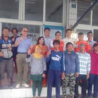 體貼印尼籍移工需求 台東新港設穆斯林敬拜區好感心