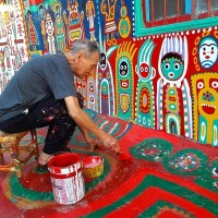 BBC reports on Rainbow Village in central Taiwan