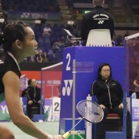 Taiwan's Tai Tzu-ying retires from Hong Kong Open with injury