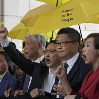 'Occupy Central' pro-democracy activists face trial in Hong Kong