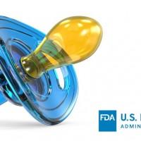美FDA:奶嘴內含的填充物 恐造成寶寶肉毒桿菌中毒