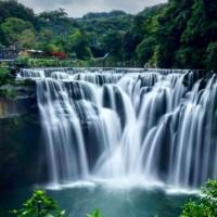 Photo of the Day: New Taipei's Shifen Waterfall