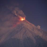 瓜地馬拉火山爆發 4000人緊急撤離