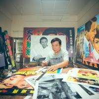 台灣電影海報手繪師謝森山:60年來始終如一